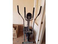 elliptical cross trainer & bike