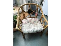 Conservatory Furniture / Wicca Settee and 2 Chairs