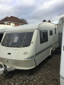 Elddis vogue shamal 1998 4 berth