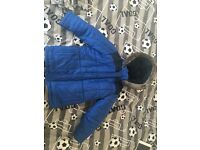 Age 2-3 boys winter coat