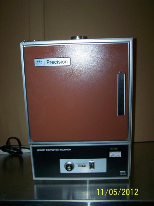 GCA PRECISION SCIENTIFIC  GRAVITY CONVECTION  INCUBATOR OVEN Model 2 31480