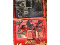 Hilti collated gun