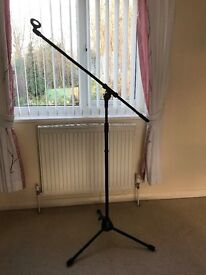 Microphone stand excellent condition