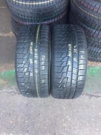 2 PW 225 45 17(94H) Nokian WR g2 M+S XL Tread 6.0mm-7.0mm