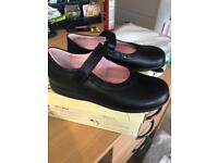 Start Rite Girls School Shoes, 1G, BN in Box