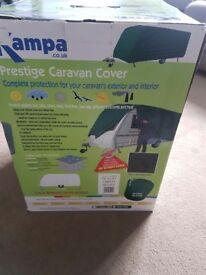 Brand new Kampa prestige caravan cover