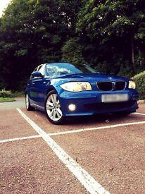BMW 1 Series 116i Sport. *Full Service History, Genuine Low Mileage, 2 Keys!*not a3, vw golf, s3