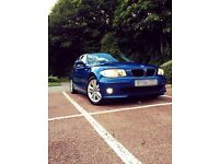 BMW 1 Series 116i Sport. *Full Service History, Genuine Low Mileage, 2 Keys!*not a3, vw golf, s3