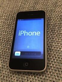 iPhone 3GS - 16GB - Excellent Condition