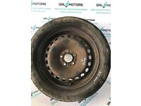 FORD GALAXY MK3 S-MAX MONDEO MK4 2007-2010 STEEL WHEEL WITH TYRE R16 AG58-1