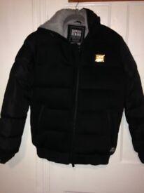 Supreme X The North Face Metallic Silver Jacket Coat Parka