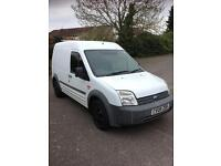Ford transit connect-2008- high roof lwb-low miles-part exchange welcome-no vat