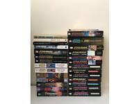 Star Wars paperback books novels