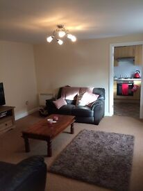 To let - unfurnished one bed apartment in central Northallerton - £460 per month