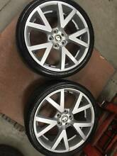 HSV VE GTS GENUINE 20 INCH RIMS WHEEL HOLDEN VN VP VR VS VT VX VY Deer Park Brimbank Area Preview