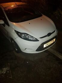 Ford fiesta edge 60 3 door hatchback 2011 plate years mot low miles 57 thousand really low