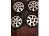 Corsa C sxi wheels 4x100