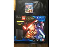 Brand New Limited Edition LEGO Star Wars PS4
