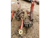Iveco daily front suspension. Very good condition.