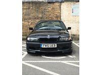 BMW 330D manual m sport
