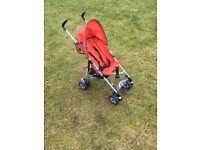 Chico buggy in good condition with carrier