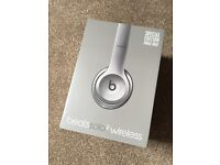 Beats Solo2 Wireless Headphones SPECIAL EDITION SPACE GREY - Brand New Dr Dre Apple