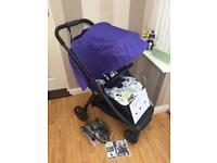 Mamas and papas armadillo stroller & accessories pram/pushchair 💥💥 NOW £70 💥💥