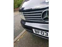 Mercedes Taxi 108CDI