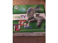 Leapfrog active gaming console Nearly new