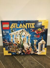 Lego Atlantis #7985