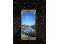 APPLE IPHONE 6 64GB SILVER - IN PERFECT CONDITION