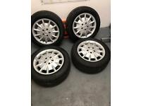 Mercedes Benz 2001 wheels