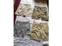 Bundle men's shorts DKNY. BENCH. HOLLISTER. ASOS. 4 items £20