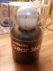 Samsung Gear VR 360 Camera