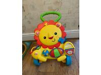 Baby walker - Fisher Price