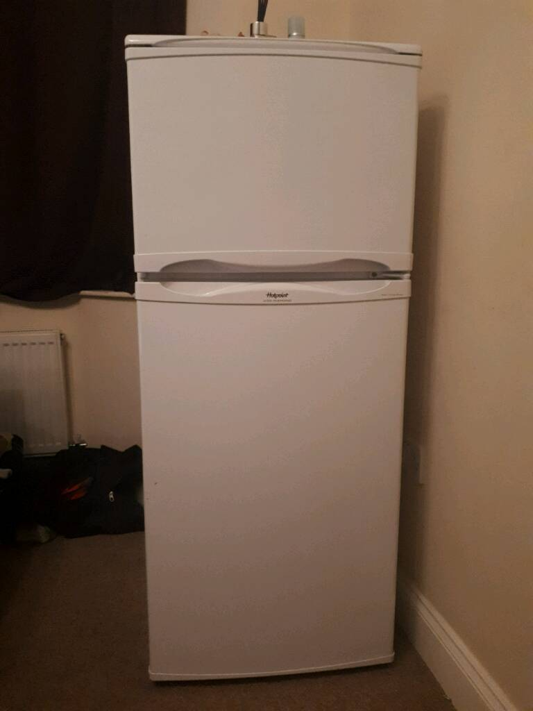 Fridge with freezer