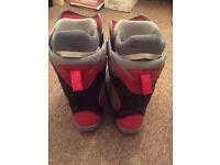 Mens Burton Snowboard Boots size 11