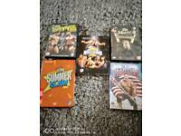 WWE dvds pick up only