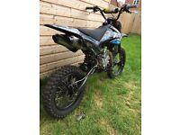 160cc Welsh pit bike for sale