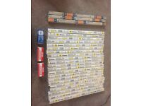 *BRAND NEW* Fluorescent Tube light bundle (24) with starter switches (30)