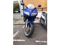 Suzuki SV650s K5 2005 £1,495 ONO
