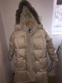 Gap winter coat age 10-11