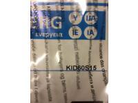 """KENWOOD KID60S15 FULLY INTEGRATED DISHWASHER """"NEW"""""""