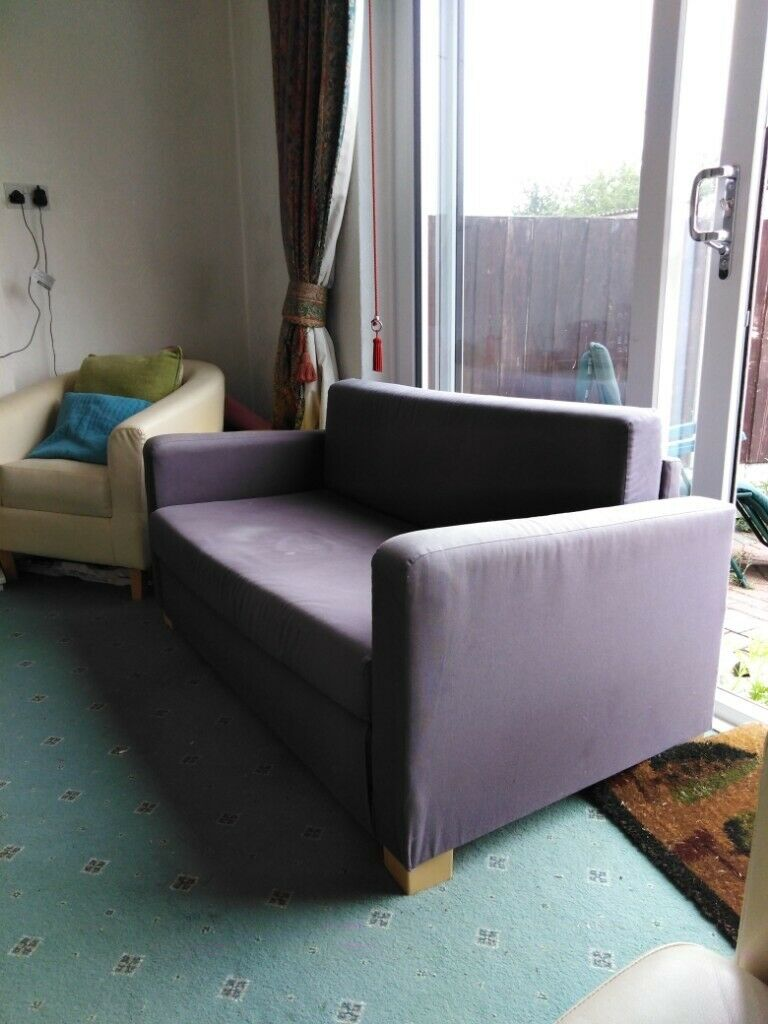 Small double IKEA sofa bed   free, collection only from ...