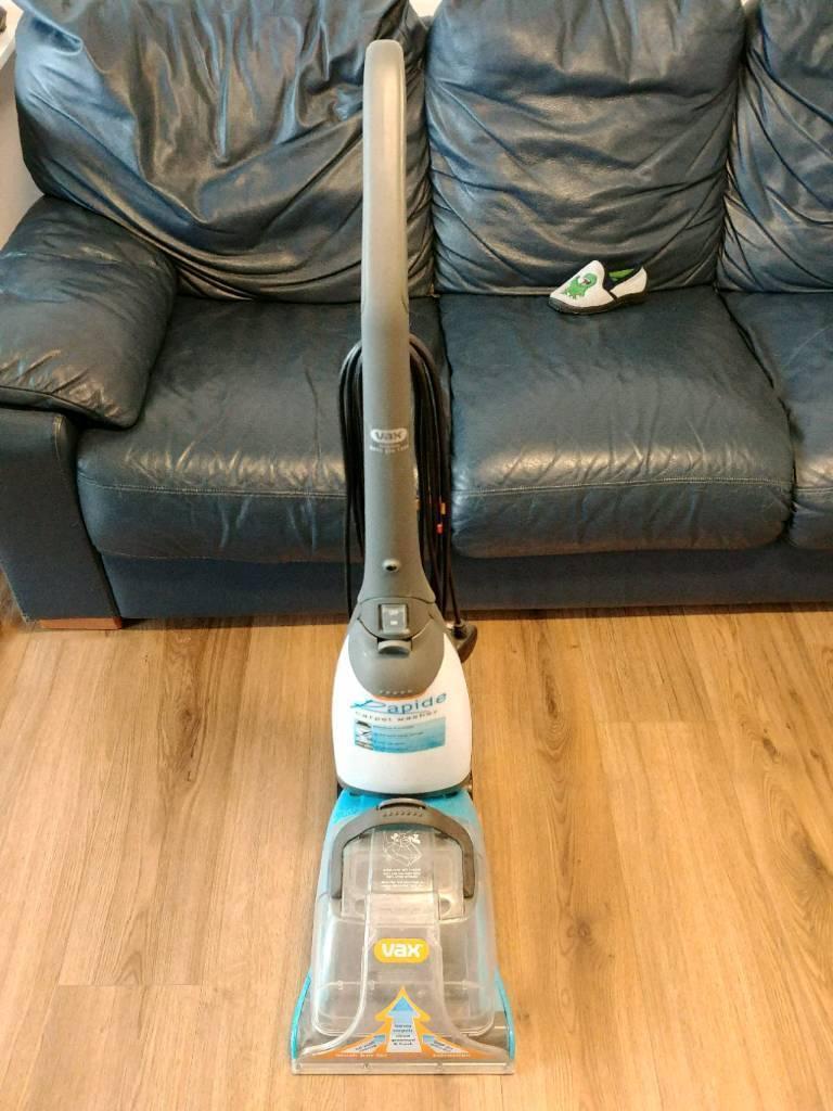 Vax Rapide Carpet Washer In Aberdeen Gumtree