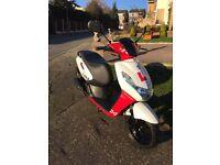 2014 Peugeot Sportline 50cc Moped
