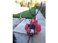 Used Honda fg 315 rotavator