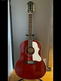 Rare Acoustic Epiphone Limited Edition 1963 EJ-45 Guitar.