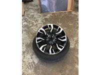 Mitsubishi Outlander Phev wheel & tyre