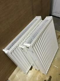 Radiators (only 2 now available, £20 each)